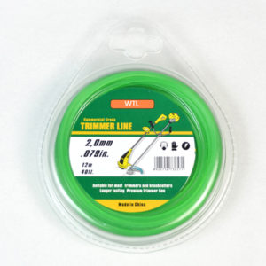 Donut with PVC blister-green color Multi-sided Trimmer Line