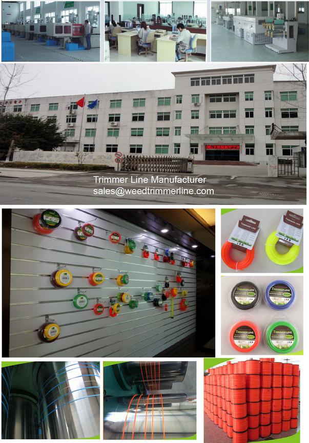 trimmer line manufacturer
