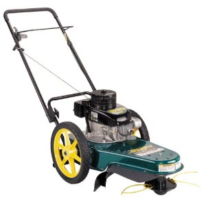 string trimmer mowers